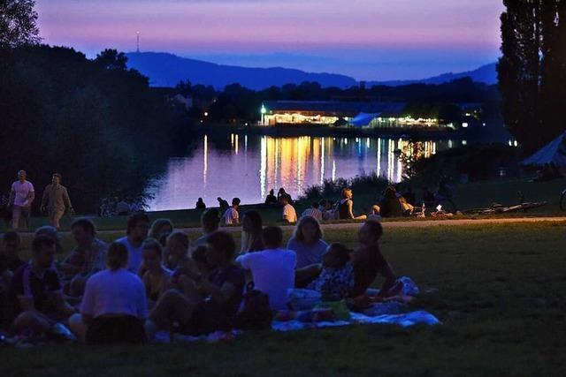 Am Freiburger Seepark liegen die Nerven der Anwohner blank