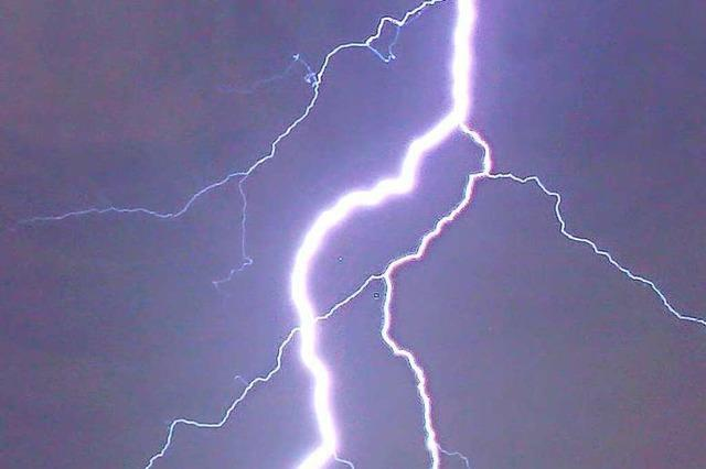 Stromausfälle durch Gewitter in Neuried und Hohberg