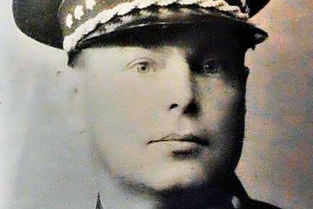 Familie erweist dem in Offenburg von den Nazis getöteten Jan Palášek die letzte Ehre