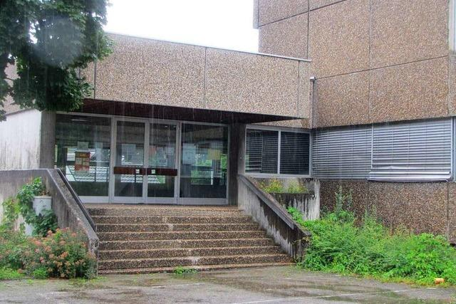 Sporthalle der Brombacher Hellbergschule muss bis Jahresende geschlossen bleiben