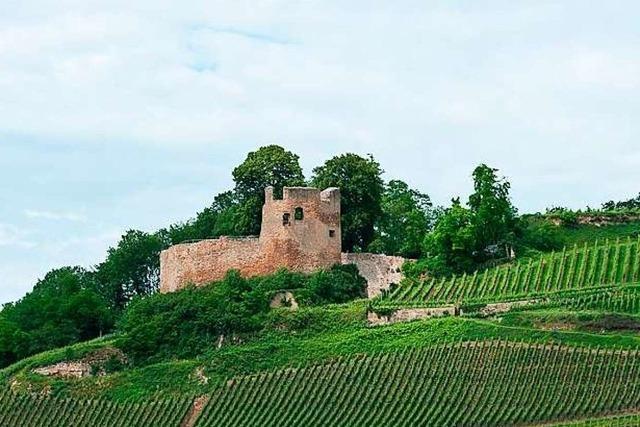 Burgenwanderungen im Breisgau