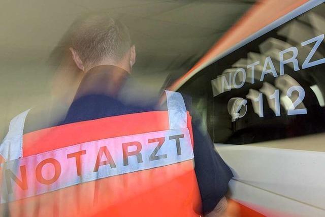 18-Jähriger stürzt in Waldshut in 20 Meter tiefen Schacht