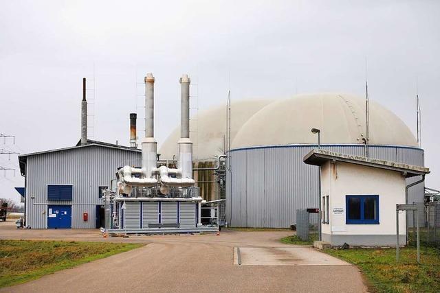 Unterschriftenliste für Bürgerbegehren gegen Biogasanlage ist vollständig