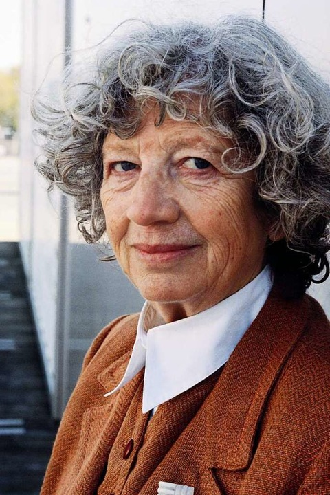Ulrike Ottinger    Foto: Anne Selders