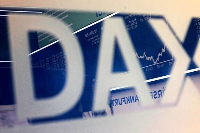 Beim Dax zählt in Zukunft nur noch der Börsenwert