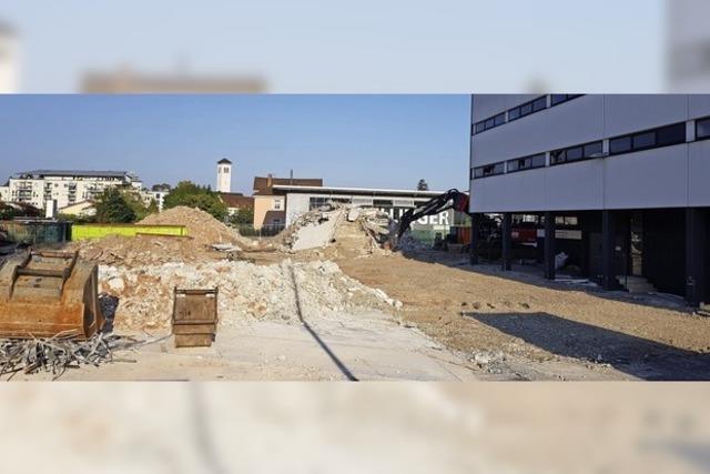 Autohaus Schillinger wird abgerissen