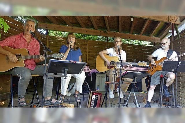 Ein Hauch von Woodstock zum Schluss