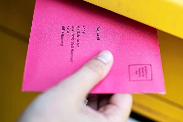 Die wichtigsten Fragen und Antworten zum Start der Briefwahl