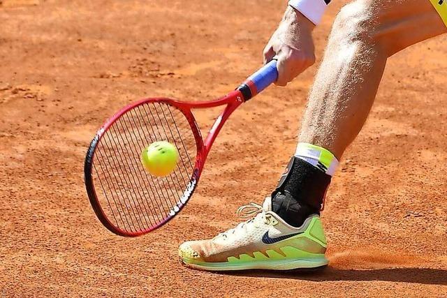 Der Hochdorfer Tennisclub tagte unter freiem Himmel