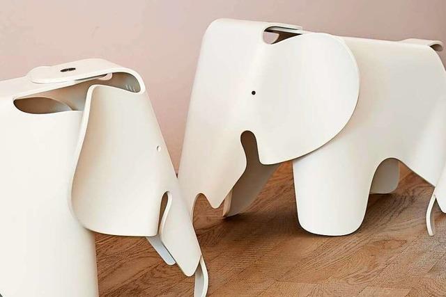 Unbekannte klauen Elefanten-Spielzeugtiere aus Kindergarten in Lörrach