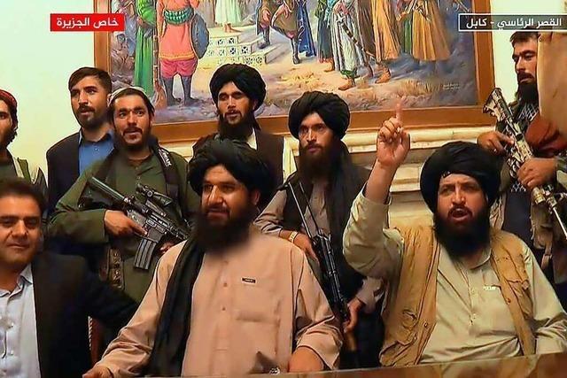 Wer sind die Taliban?