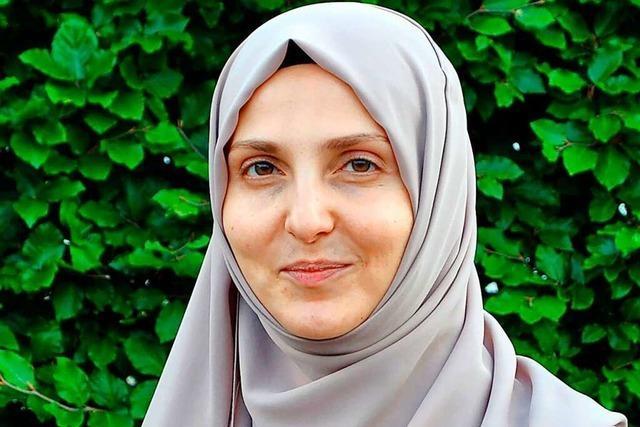 Pinar Demircan ist neue Religionsbeauftragte der Offenburger Moscheegemeinde