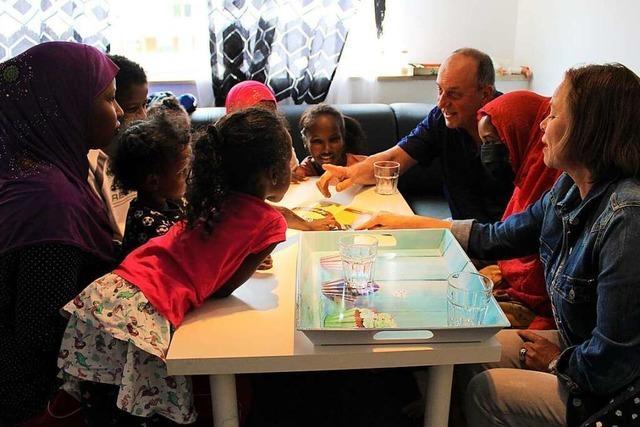 Somalierin wartete fünf Jahre, bis ihre Kinder nachreisen konnten