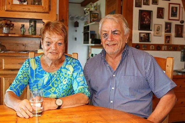 Die Eheleute Kuri feiern ihren 75. Geburtstag – am selben Tag
