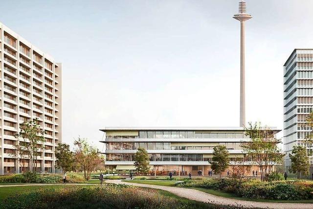 Basler Architekturbüro erweitert die Deutsche Bundesbank in Frankfurt