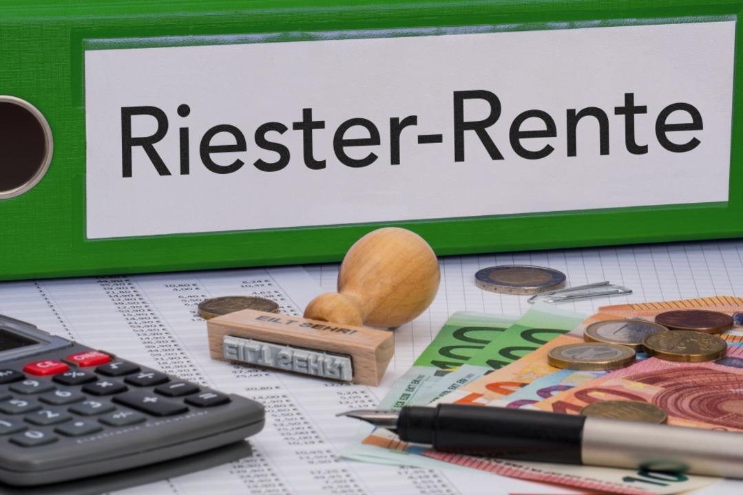 Riester-Rente kündigen oder lieber nic...11; dennoch sollte man zuerst rechnen.  | Foto: skywalk154  (stock.adobe.com)