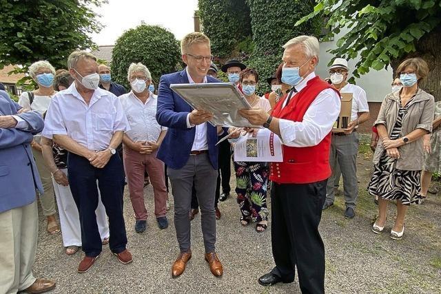 Zu Gast in Marlenheim