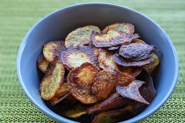 Chips selbst zu machen, ist nicht ganz einfach