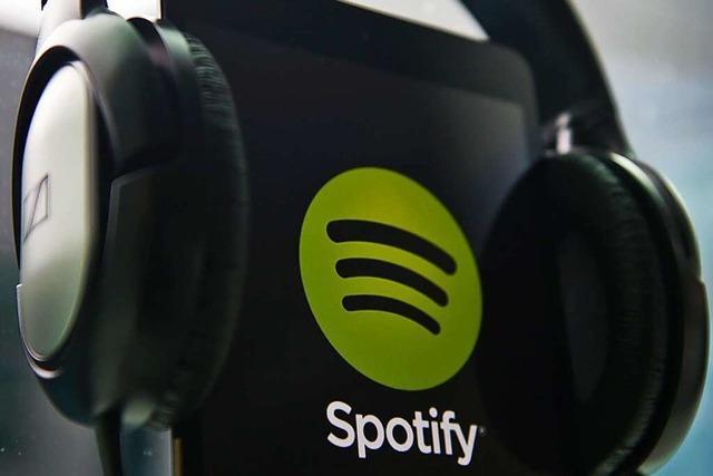 Wie ein Künstler mit einem wertlosen Album Spotify veräppelt