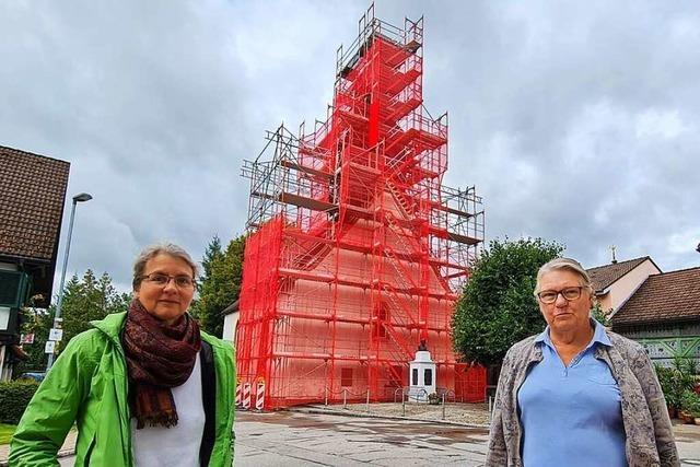 Die Sanierung der Evangelischen Kirche in Hausen wird zum Kraftakt