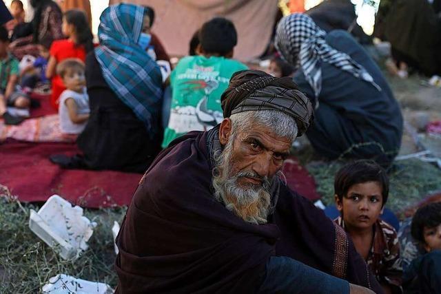 Wie viele afghanische Flüchtlinge machen sich nun auf den Weg?