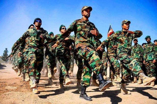 Warum hat die afghanische Armee so schnell kapituliert?