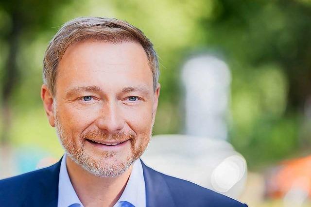 FDP-Chef Lindner: