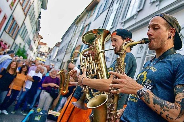 Die Basler Innenstadt und die Musikszene sollen wiederbelebt werden