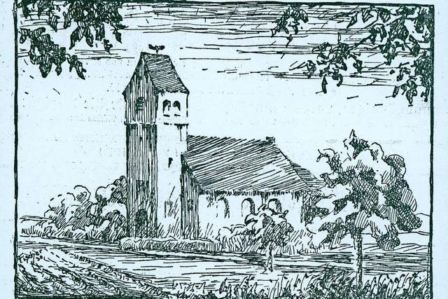 Vor 80 Jahren wurde in Neuenburg die evangelische Kirche geweiht