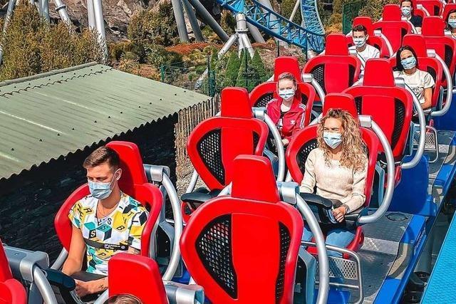 Europa-Park kontrolliert verstärkt Maskenpflicht und Abstandsregel