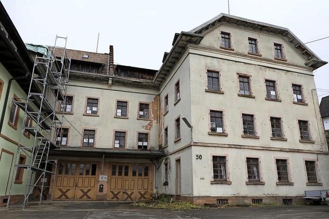 Für das Gebäude der Zigarrenfabrik in Oberweier wird ein Käufer gesucht