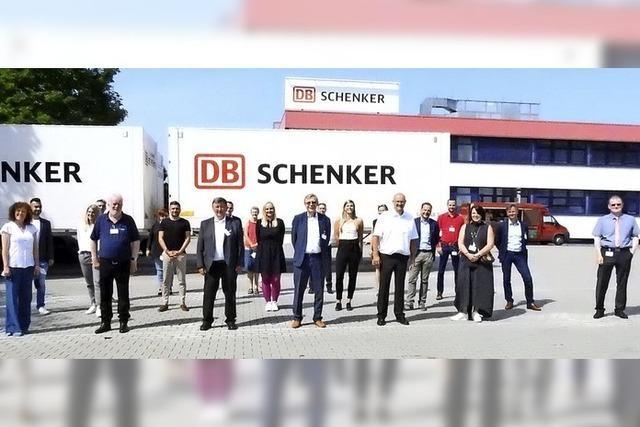 DB Schenker feiert Jubiläum