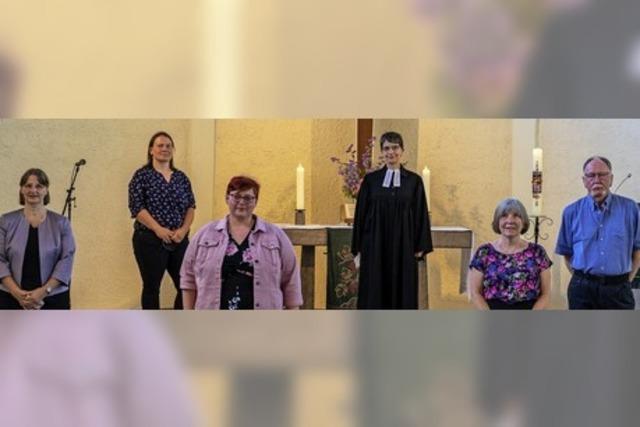 Neuer Kirchengemeinderat