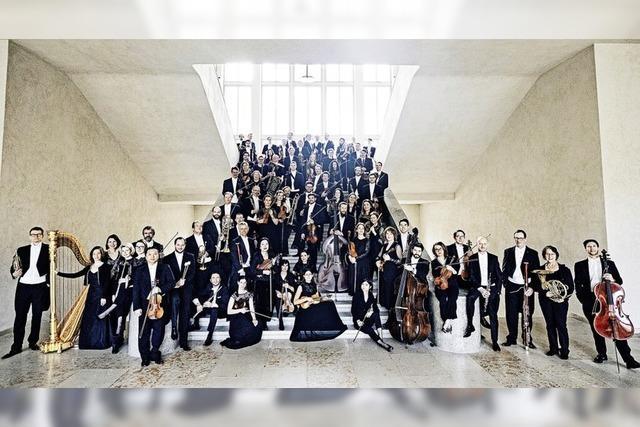 Arc-en-ciel-Konzert des Sinfonieorchester Basel in Allschwil