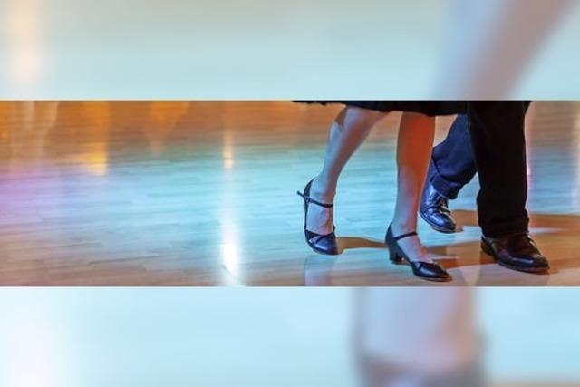 Tanzen beim Festakt
