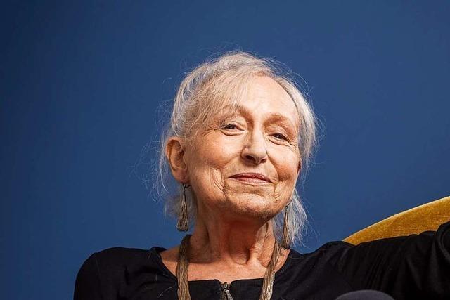 Sigrid Umiger war eine Frau mit Gespür, Geradlinigkeit und Humor