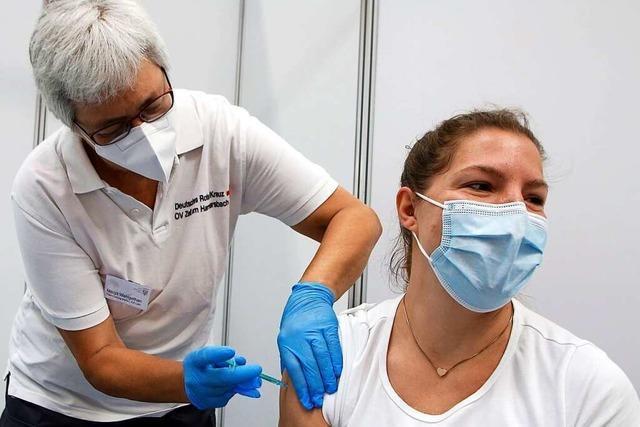 Im Kreisimpfzentrum Lahr gab es in sieben Monaten 79 000 Impfungen
