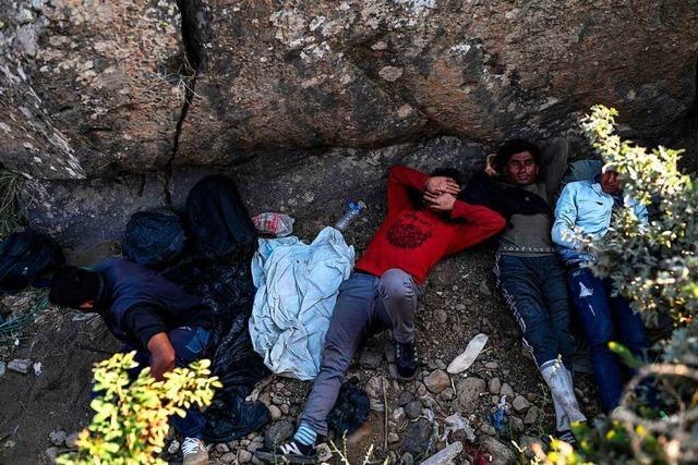 Europa streitet über Aufnahme von Flüchtlingen aus Afghanistan