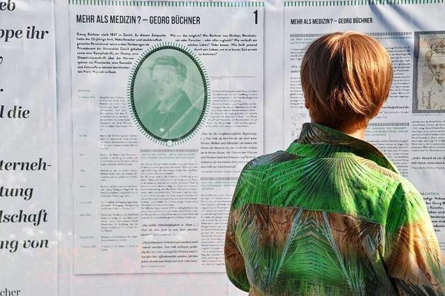 Zwei Ausstellungen in Badenweiler über Dichterärzte und literarische Vielfalt