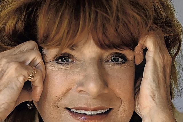 Die Schauspielerin Hannelore Hoger wird 80