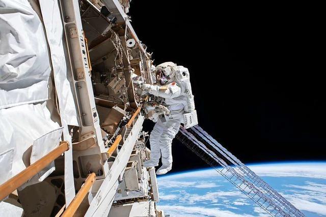 Startup will mit Bakterien Astronautenunterwäsche länger frisch halten