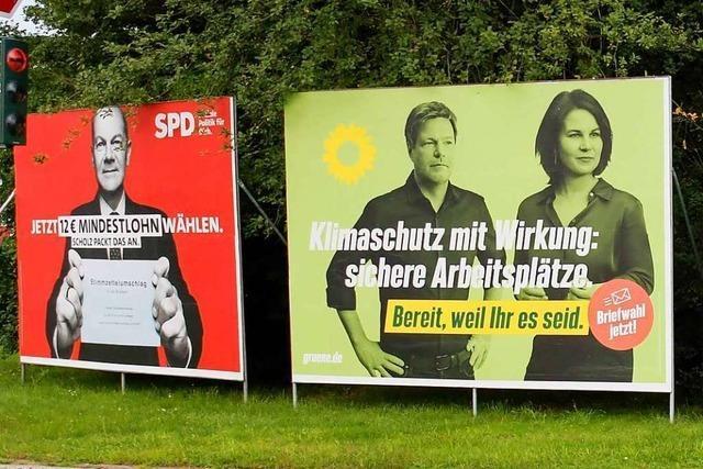 Der Bundestagswahlkampf verspricht mehr Spannung, als zunächst erwartet