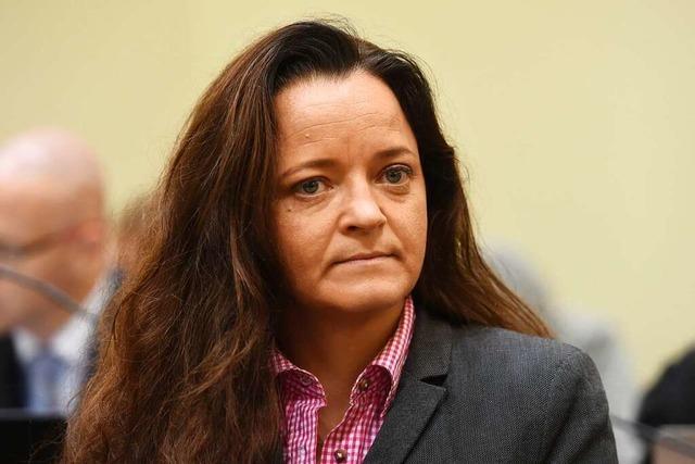 Bundesgerichtshof bestätigt Urteil gegen NSU-Terroristin Zschäpe