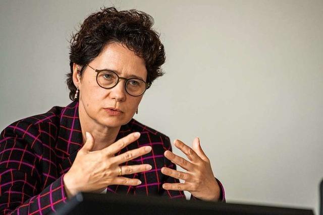 Justizministerin Gentges will Digitalisierung der Justiz vorantreiben