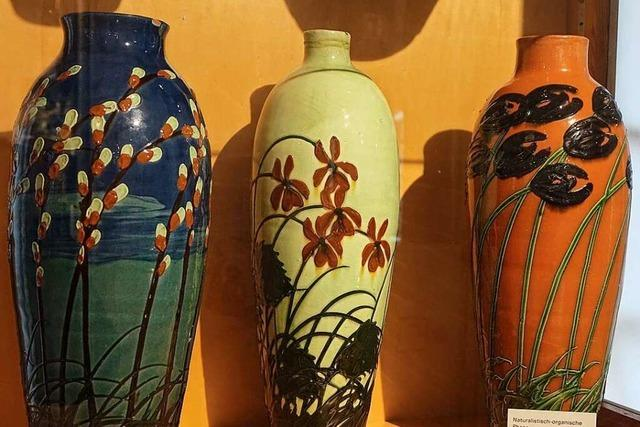 Das Heimat- und Keramikmuseum Kandern erinnert auch an Maler August Macke