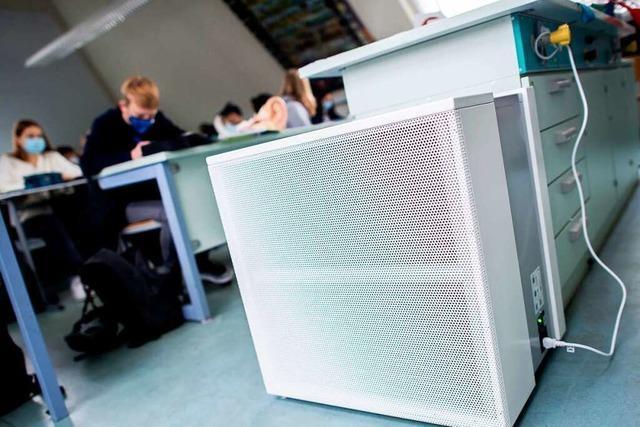 Lörrach will 48 mobile Luftfilteranlagen für Schulen und Kitas beschaffen