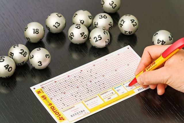 Lotto-Spieler aus Weil am Rhein gewinnt 100.000 Euro