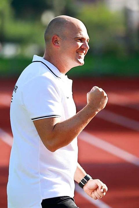 Erste Station als Aktivcoach: Als Spie...r auf und trainierte den FC-Nachwuchs.  | Foto: Niklas Schöchlin