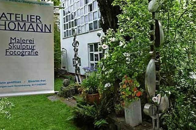 Atelier Thomann öffnet am 22. und 29. August