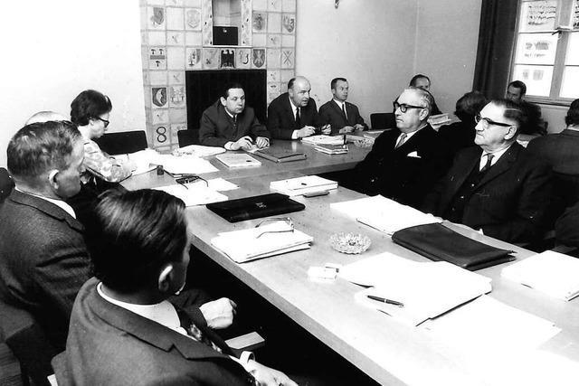 Die Kreisreform besiegelte vor 50 Jahren des Ende des Landkreises Lahr